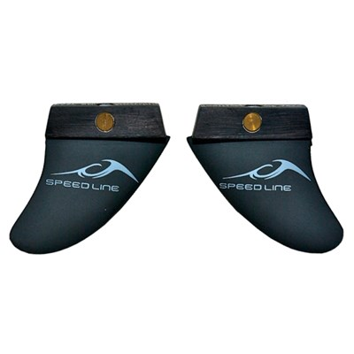 Inland Surfer Little Buddies Wakesurf Fins 2012