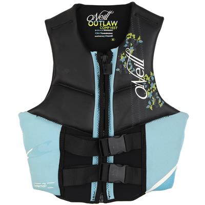 O'Neill Outlaw Comp Wakeboard Vest - Women's 2012