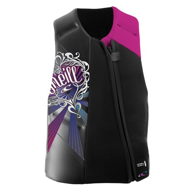 O'Neill Flare Comp Wakeboard Vest - Women's 2012