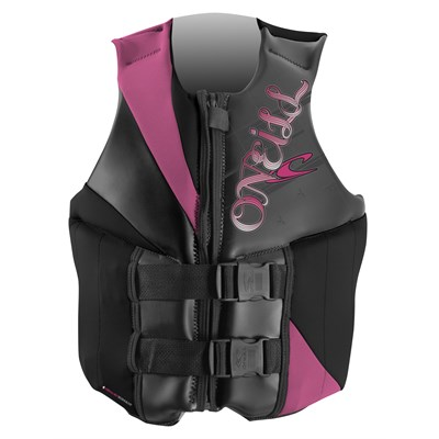 O'Neill Money USCG Wakeboard Vest - Women's 2012