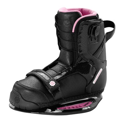 Slingshot Jewel Wakeboard Bindings - Women's 2012