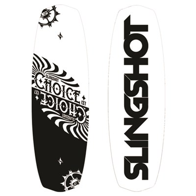 Slingshot Choice Wakeboard 2012