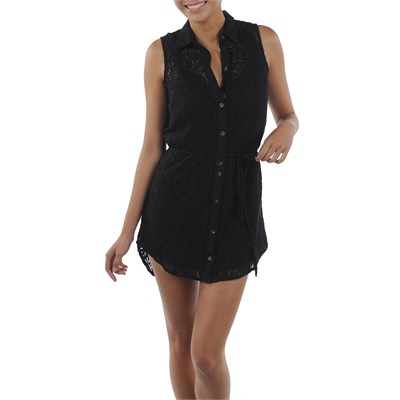 Volcom Not So Classic Shirt Dress - Women's