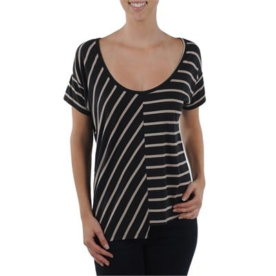 Volcom Meet Me Later Short Sleeve Top - Women's