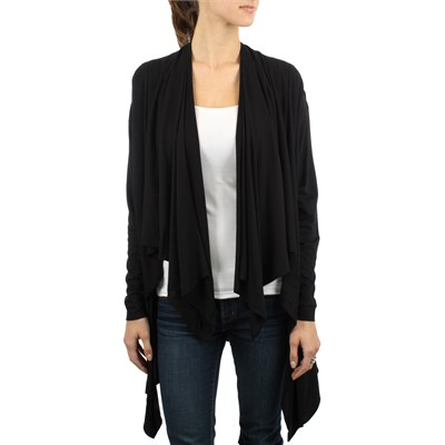 Volcom Posso Collection Cardigan Top - Women's