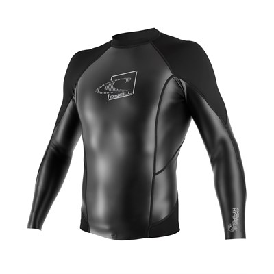 O'Neill Hyperfreak RG8 Glide Long Sleeve Crew Surf Shirt 2012