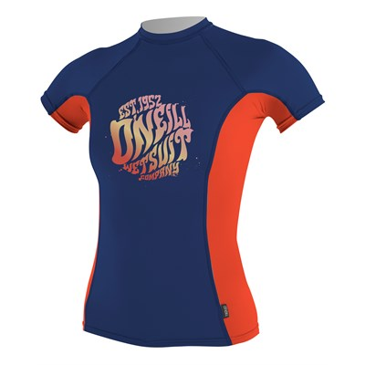 O'Neill O'Riginal Short Sleeve Crew Surf Shirt - Women's 2012