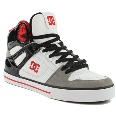 DC Spartan HI WC Shoes