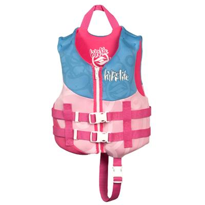 Hyperlite Indy Neo Wakeboard Vest - Youth - Girl's 2012