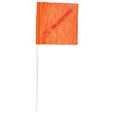 Accurate Skier Down Flag 2012