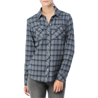 RVCA That One Day Button Down Shirt - Women's