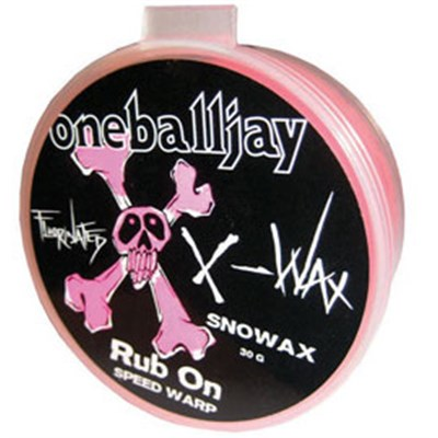 One Ball Jay X-Wax Rub On Wax