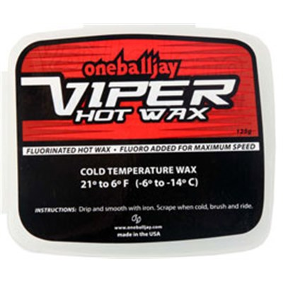 One Ball Jay Viper Hot Wax - Warm