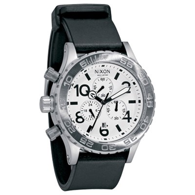 Nixon The Rubber 42-20 Chrono Watch - Women's