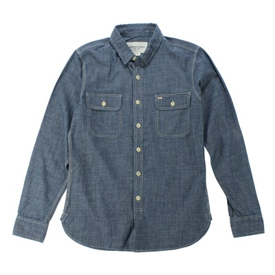 Obey Clothing Coastal Button Down Shirt