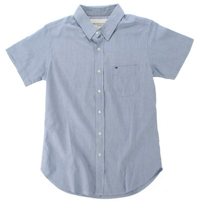 Obey Clothing Paperwork Button Down Shirt