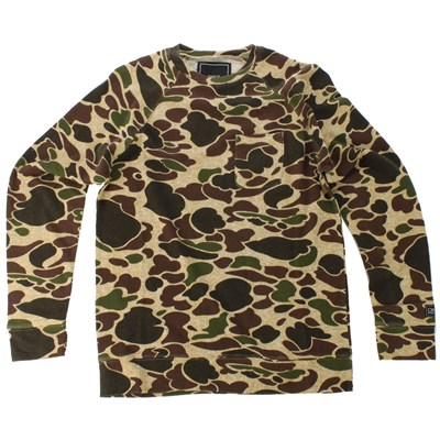 Obey Clothing Creature Comforts Crew Neck Sweater
