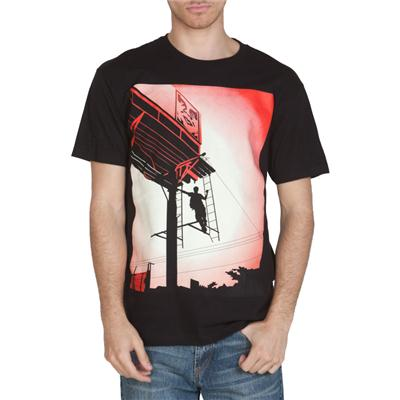 Obey Clothing Shepard Billboard T Shirt