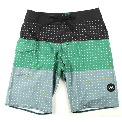 RVCA Three Pete Boardshorts