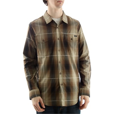 RVCA The Brick Button Down Shirt