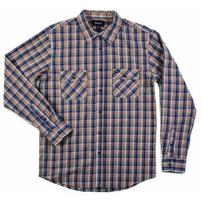 Brixton Memphis Button Down Shirt