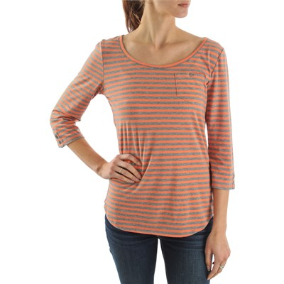 Quiksilver Shoreline Henley Top - Women's