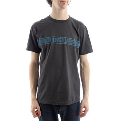 Quiksilver Painted Grey T Shirt