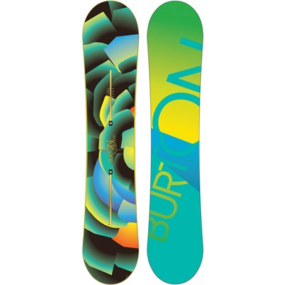 Burton Feelgood Flying V Snowboard - Women's - Blem 2012