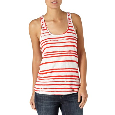 Quiksilver Sail Stripe Tank Top - Women's