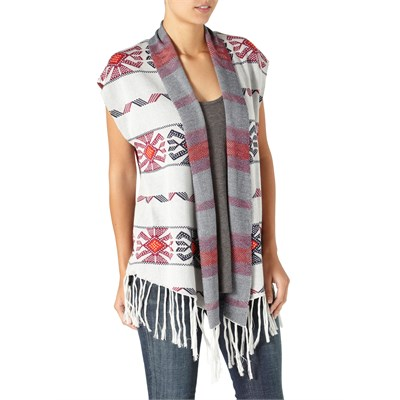 Quiksilver Starfish Stripe Sweater - Women's