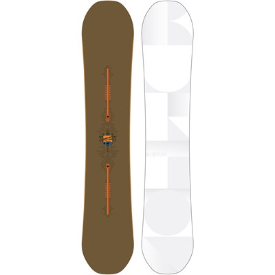 Burton Method Snowboard - Demo 2012