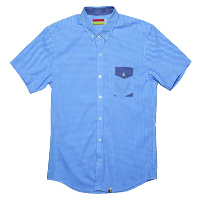 slvdr Fowler Short Sleeve Button Down Shirt