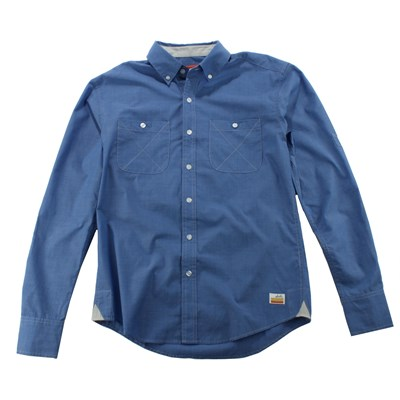 slvdr Walnut Button Down Shirt