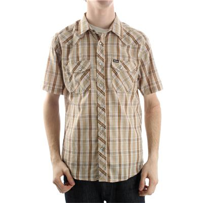 Electric Rampard Short Sleeve Button Down Shirt