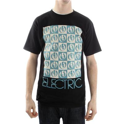 Electric Check T Shirt