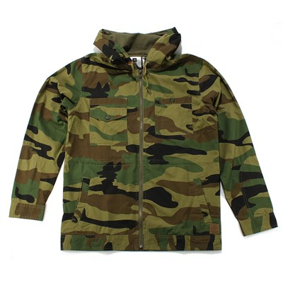 Analog Astoria Camo Jacket