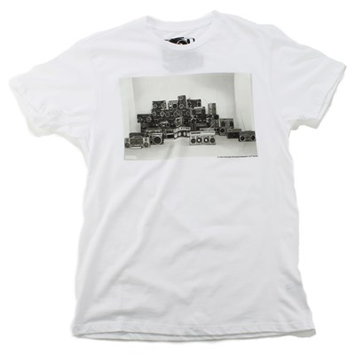 Analog Ghetto Blasters T Shirt