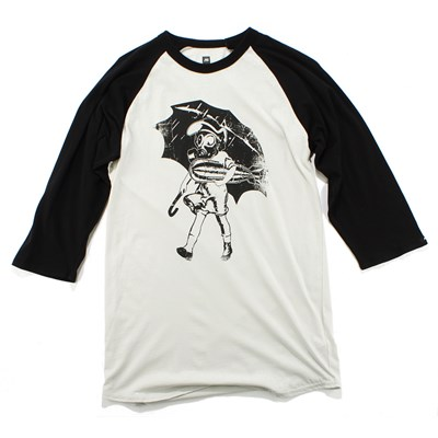 Analog Rain Drop Raglan Shirt