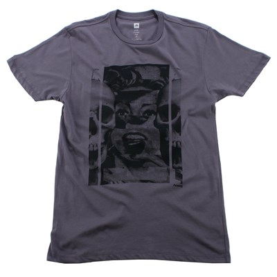 Analog Death Pop Slim T Shirt