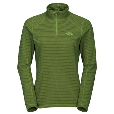 The North Face TKA 100 Novelty Glacier 1/4 Zip Top - Women's