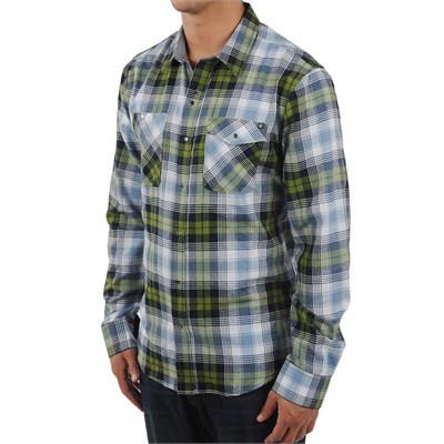 Volcom Slicker Button Down Shirt