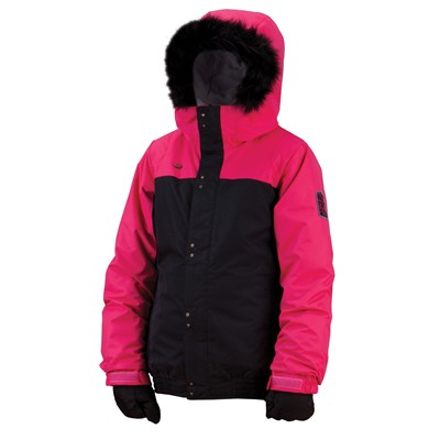 Bonfire Prima 3 In 1 Jacket - Girl's