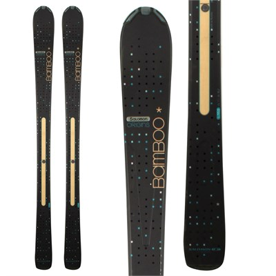 Salomon Origins Bamboo Skis - Women's 2012