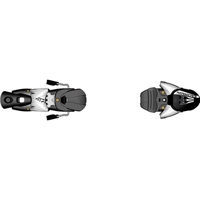 Salomon Z12 Ti Ski Bindings (80mm Brakes) 2012