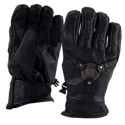 Armada Thriller Leather Pipe Gloves