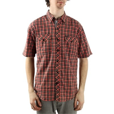Billabong Spent Short Sleeve Button Down Shirt