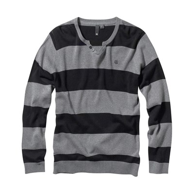 Element Abstract Henley Sweater