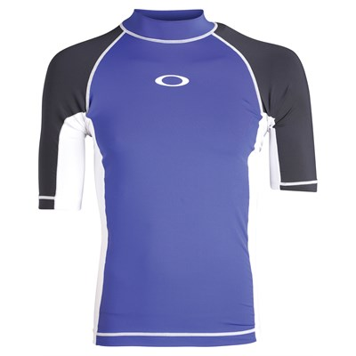 Oakley Ellipse Short Sleeve Surf Shirt 2012