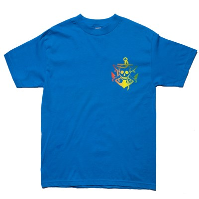 Fourstar Gradient Anchor T Shirt