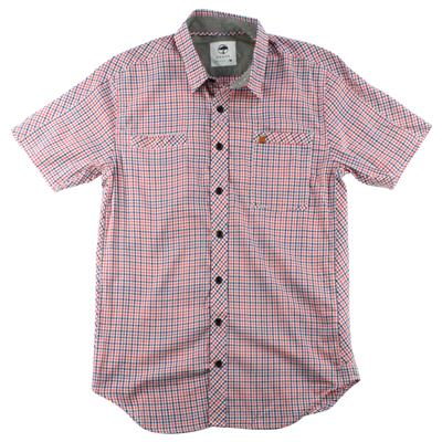 Arbor Railer Short Sleeve Button Down Shirt